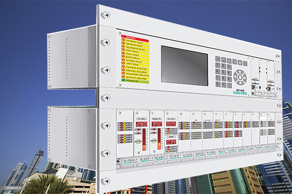 Fire Detection and Alarm System - Z3 Corporation